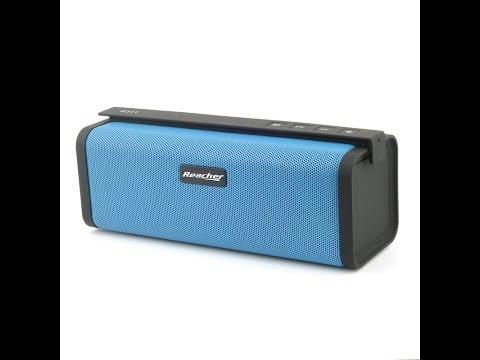 Recensione ITA Reacher S311 Altoparlante Bluetooth Portatile con radio FM