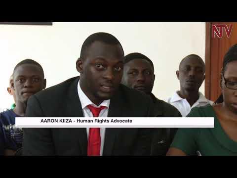 Lawyers and MP Kyagulanyi's family run to UHRC