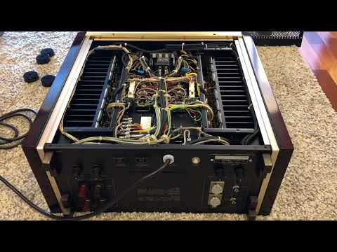 China replica part 1 - Accuphase E-305 Circuit Power Amplifier for