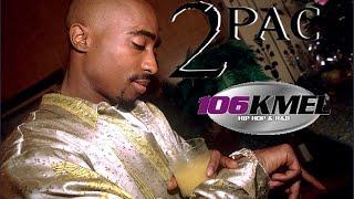 Tupac - April 19th 1996 KMEL Full Interview