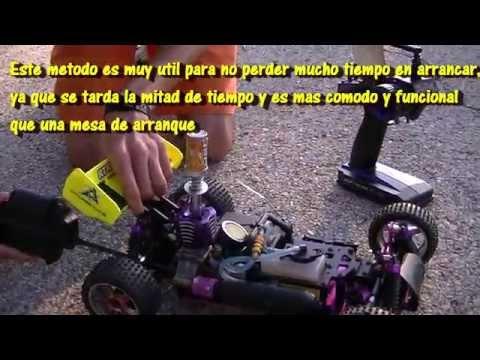 Como sustituir el tirador por un arranque electrico