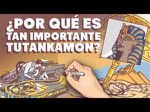 ¿Por qué Tutankamón es tan importante?