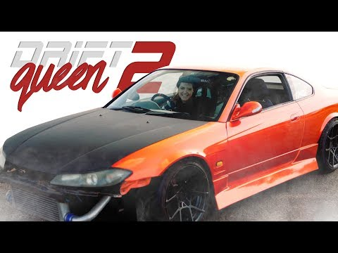 Roll Cage, Body Kit And The Pressure | Drift Queen S2E7