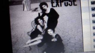 expose - in walked love  (guitar solo)