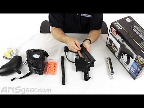 JT DL9 Ready To Play Paintball Gun Kit – Review