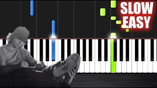 Lukas Graham - 7 Years - SLOW EASY Piano Tutorial by PlutaX