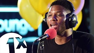 Gallant - Weight In Gold in the 1Xtra Live Lounge