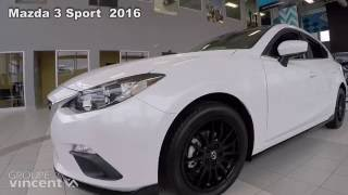 Mazda3 Sport GX 2016 youtube video