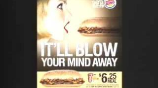Is this Burger King Ad Too Racy? thumbnail