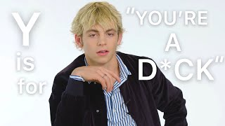 Learn The Alphabet With Ross Lynch