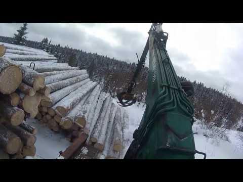 лесовоз 2 рудники е старухин