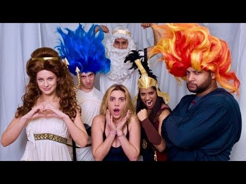 GREEK GODS | Lele Pons & Lilly