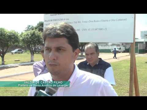 Prefeitura dá início a primeira fase de reforma do Hospital Municipal
