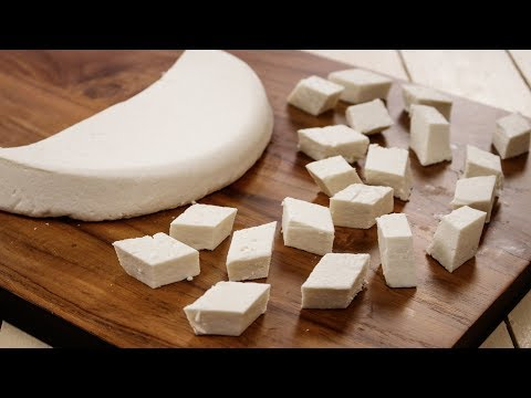 Homemade Malai Paneer – Soft & Fresh Cottage Cheese Recipe – CookingShooking
