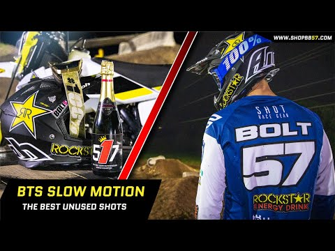 Slow motion SuperEnduro avec Billy Bolt