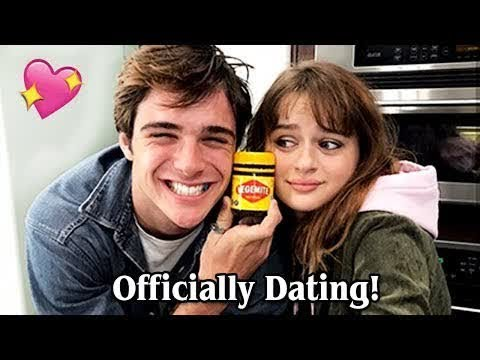 Joey king & Jacob Elordi 😍😍 Cute Moments   Officially Dating!   The Kissing Booth 💖 #LOWI