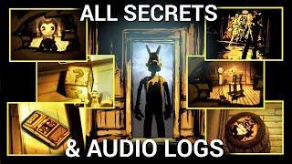 BATDS Secrets, Audio Logs & Theories (Boris and the Dark Survival Secrets)