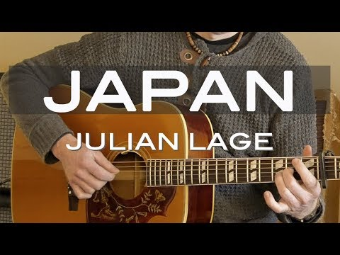 Colin Sapp - Japan (Julian Lage)
