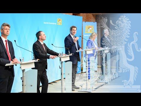 Pressekonferenz vom 28.04.2020 - in Deutscher Gebärdensprache
