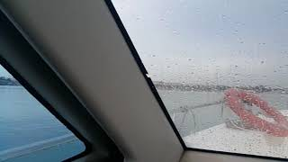 preview picture of video 'Sea trip to bu maher fort  رحلة بحرية الى قلعة بوماهر'