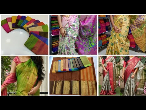 Latest pure Uppada Pattu Sarees Collections directly from weavers manufacturers in East Godavari