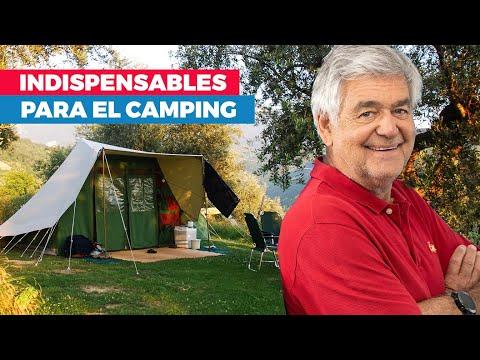 ¿Qué necesitamos para ir de camping?