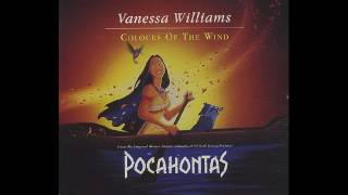 Vanessa Williams - Colors Of The Wind (Instrumental)