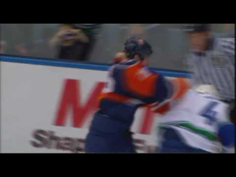 Tim Jackman vs. Rob Davison