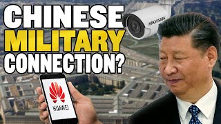 US Calls Out Chinese Companies with Military Links thumbnail