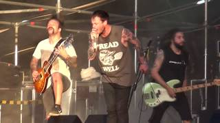 Every Time I Die - The New Black ft Liam Cormier @ Download Festival Madrid 23-06-2017