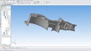 Как сделать пружину в компас 3d v16