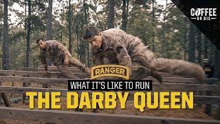 This Is What It's Like to Run the Darby Queen Obstacle Course