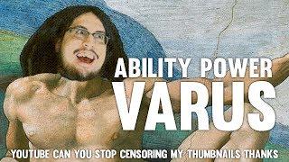 Imaqtpie   ABILITY POWER VARUS