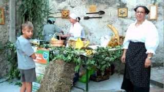 preview picture of video 'LA NOTTE SCURA 2012 (HD) - Follo - La Spezia.mp4'