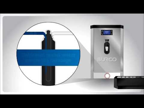 Burco Auto Fill Water Boilers Explained | Eco Catering Equipment