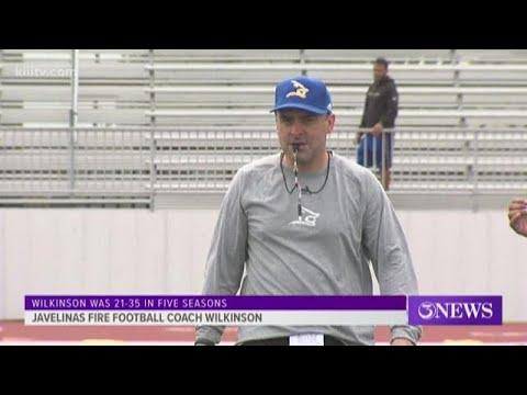 Javelinas making coaching change with football program - 3Sports