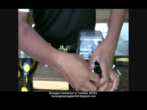 Video Pemasangan Meter Kilowatt Jam Part 2