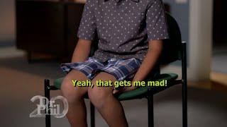 9-Year-Old Curses At Mom Over Doing Chores