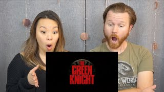 The Green Knight Official Teaser Trailer // Reaction & Review