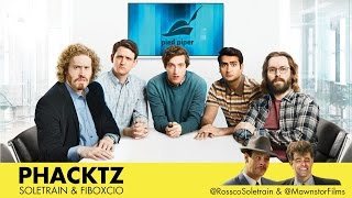 SiLiCON VALLEY & OTHER FRESH HBO SHOWS (PHACKTZ #005) BFC