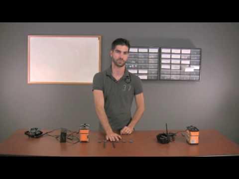 Wireless Range Testing Setup