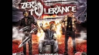 DJ FearLess – Zero Tolerance (Gun Man Ting) DanceHall Mixtape