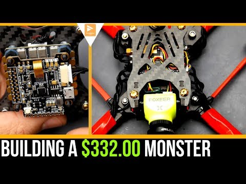 how-to-build-a-custom-$332-fpv-racing--freestyle-drone-2019--holybro-metal-4in1-kakaute-f7