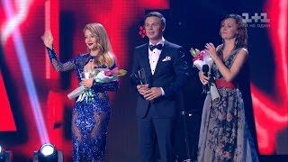 Переможці церемонії VIVA! Найкрасивіші 2016 – Тіна Кароль та Дмитро Комаров