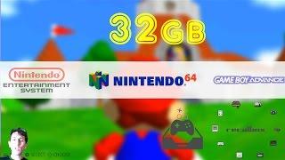 32GB RECALBOX Retro Gaming V2 IMAGE 6,000+ GAMES & KODI