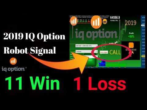 Robot per opzioni binarie iq option