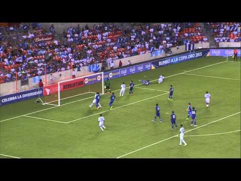 Resumen del juego Honduras- Guatemala