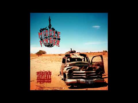 Middle Finger - Middle Finger (2017) Full Album