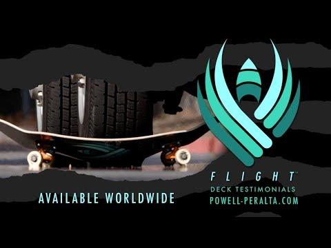 Powell-Peralta | Flight Deck | Available Wordwide