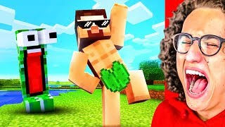I Found The MOST HILARIOUS MINECRAFT ANIMATIONS!